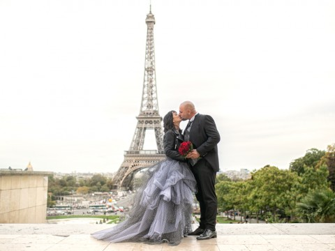 F & C WEDDING IN PARIS